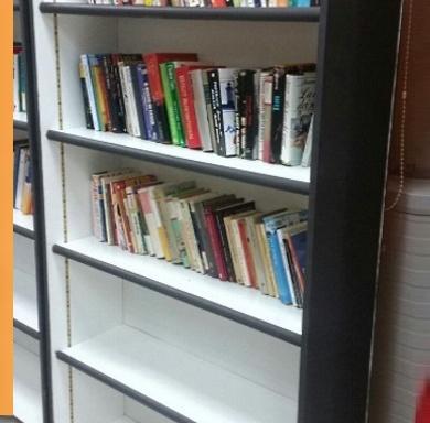 Libreria Shabby Chic