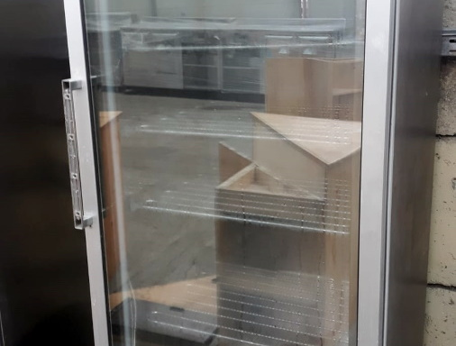 Vetrina refrigerata COF