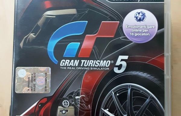 GT 5 Platinum Edition PS3