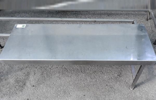 Mensola in acciaio