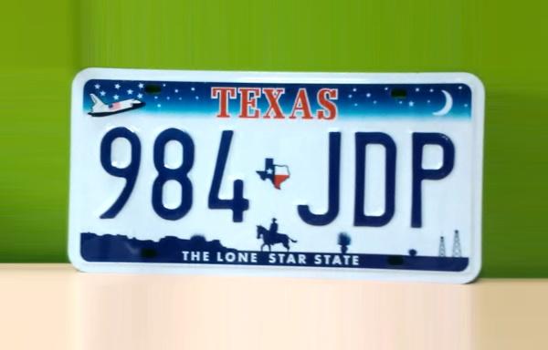 Targa Texas USA