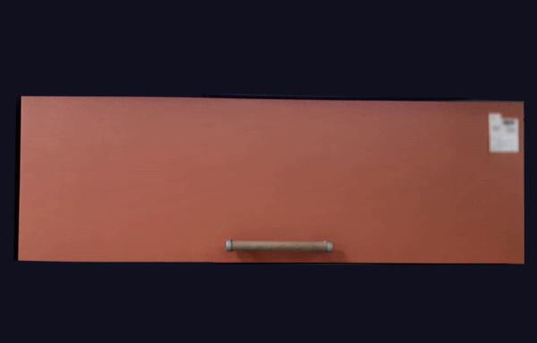 Pensile con apertura a pistone