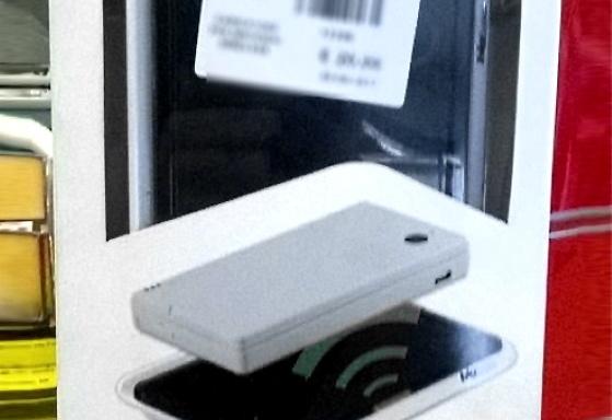 Caricatore wireless Nintendo