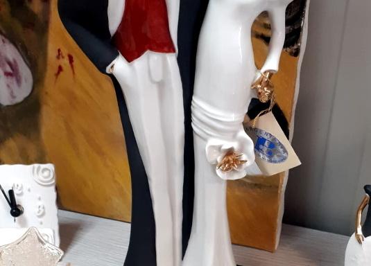 Statua sposini Buccino Collection