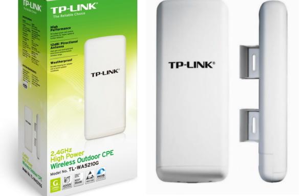 TP-link potenziatore WiFi