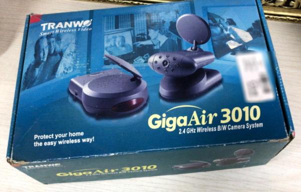 Videosorveglianza GigaAir 3010