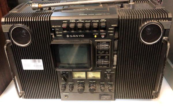Ricevitore TV e radio Sanyo