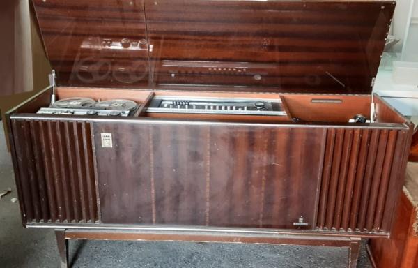 Mobile Grundig degli anni 60