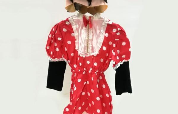 Vestito di Minnie (Topolina) TG 3