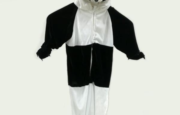 Costume da Panda TG 2