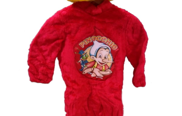 Costume da Pinocchio TG 2