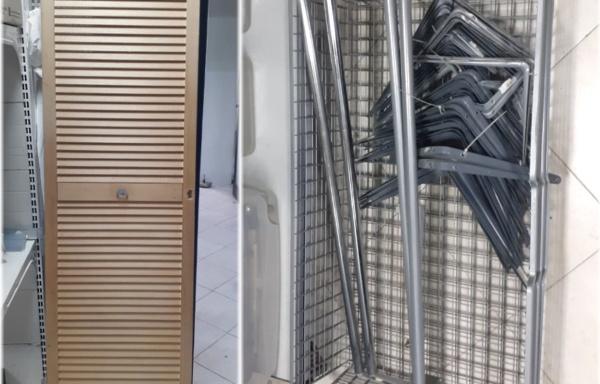 Accessori arredo cabina armadio