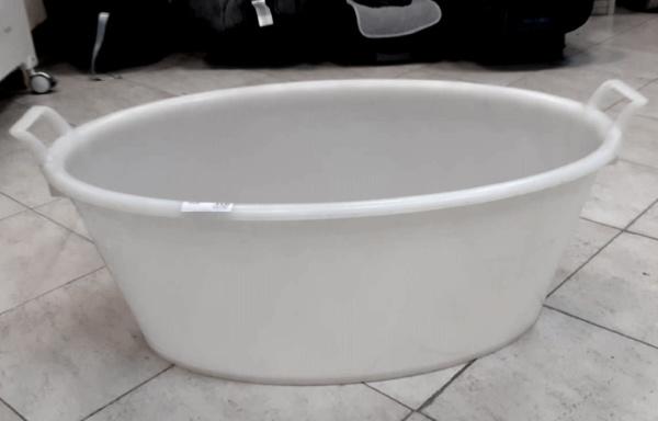 Bacinella ovale grande