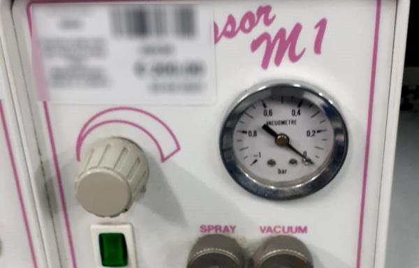 Euracom Vacuumassor M1