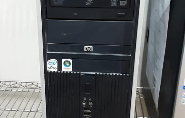 Case HP Dual Core HD 150 GB