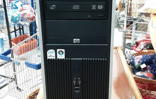 Case HP Dual Core HD 40 GB