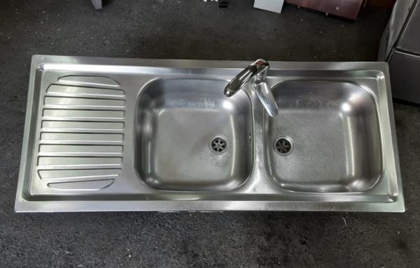 Lavello a doppia vasca