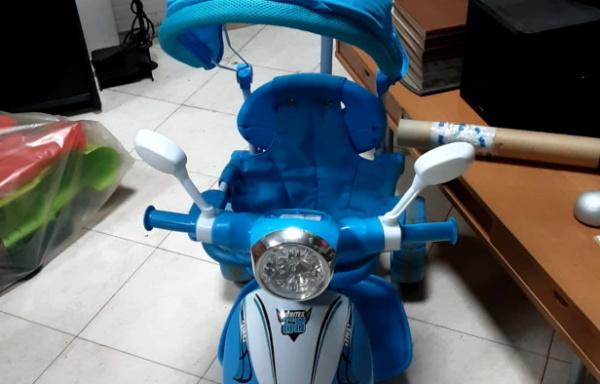 Triciclo vespina 2 in 1