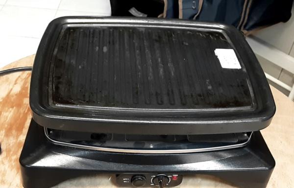 Bistecchiera griglia elettrica