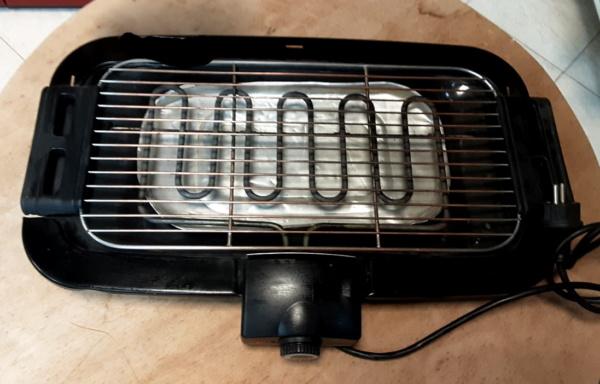 Griglia barbecue elettrica