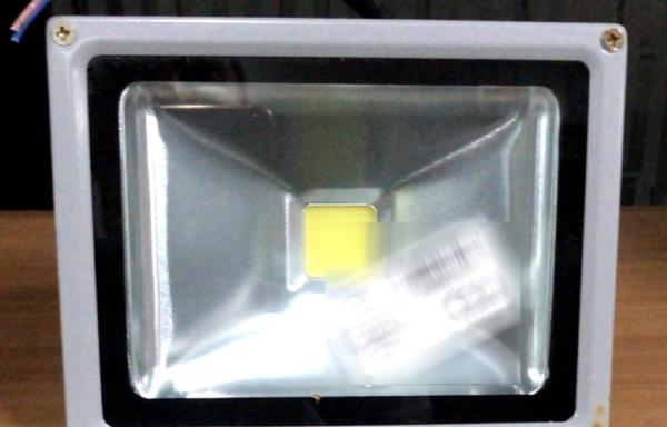 Faro a LED da esterno