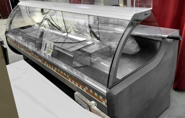 Banco frigo espositivo