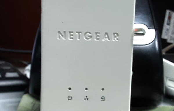 Extender Wi-Fi Netgear